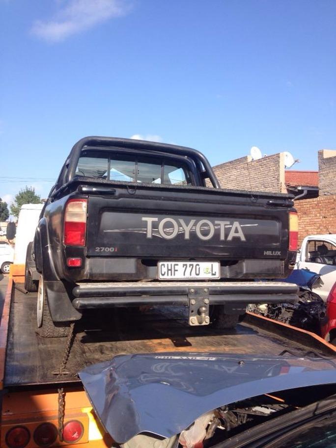 Toyota Hilux D/C